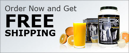 Order Now and Get FREE SHIPPING—Results and Recovery Formula®