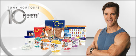 TONY HORTON'S 10-MINUTE TRAINER®