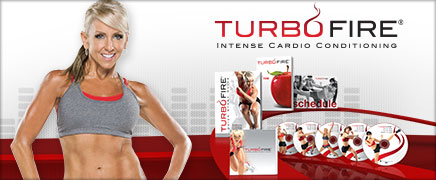 TURBOFIRE®—INTENSE CARDIO CONDITIONING
