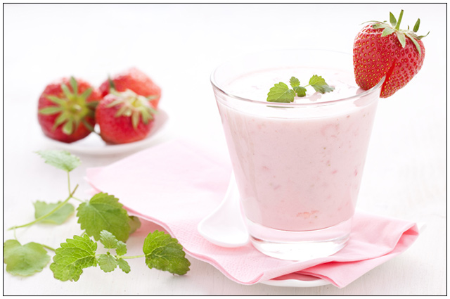 Strawberry Vanilla Shakeology