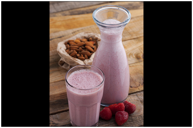 Almond Strawberry Shakeology