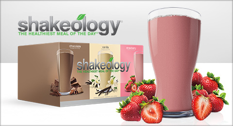 shakeology®—THE HEALTHIEST MEAL OF THE DAY®.
