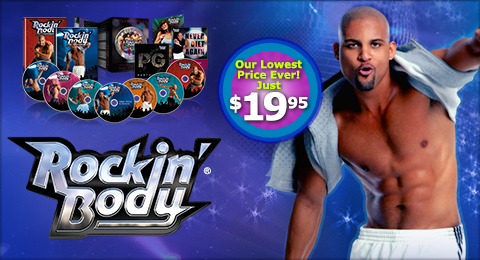 Rockin' Body®—Our Lowest Price Ever! Just $19.95
