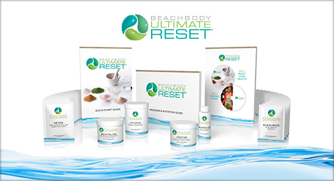 BEACHBODY ULTIMATE RESET®
