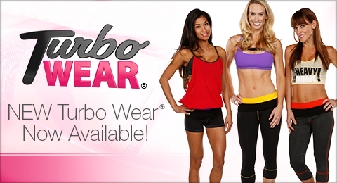 Turbo Wear®— NEW Turbo Wear® Now Available!