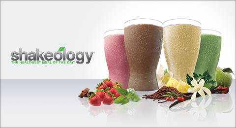 Shakeology®—THE HEALTHIEST MEAL OF THE DAY®
