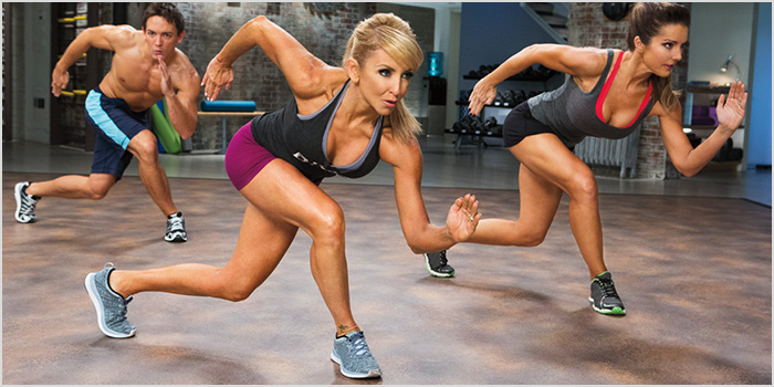 PiYo's Trainer Chalene Johnson